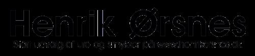 henrikorsnes.dk logo