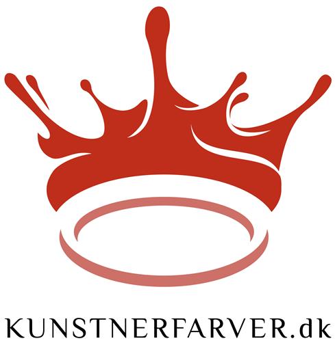 kunstnerfarver.dk logo