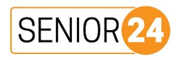 senior24.dk logo