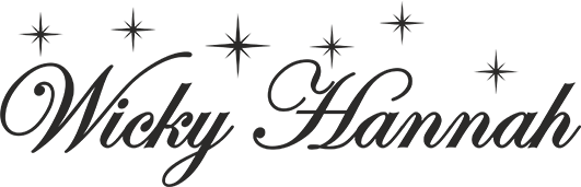 wickyhannah.dk logo