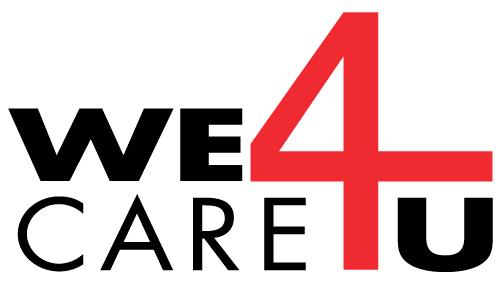 www.wecare4u.dk logo