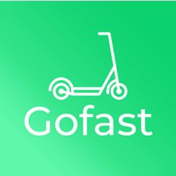 gofast.dk logo