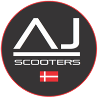 ajscooters.dk logo