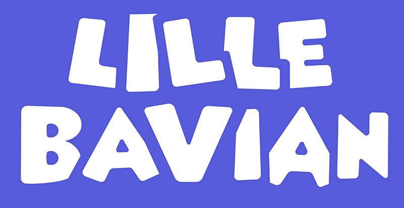 lillebavian.dk logo
