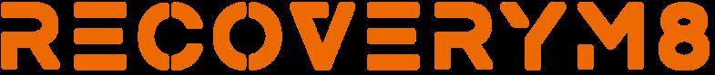 recoverym8.dk logo