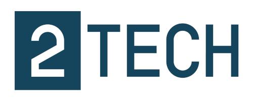 2tech.dk logo