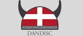 www.dandisc.dk logo