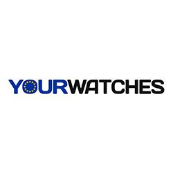 yourwatches.dk logo