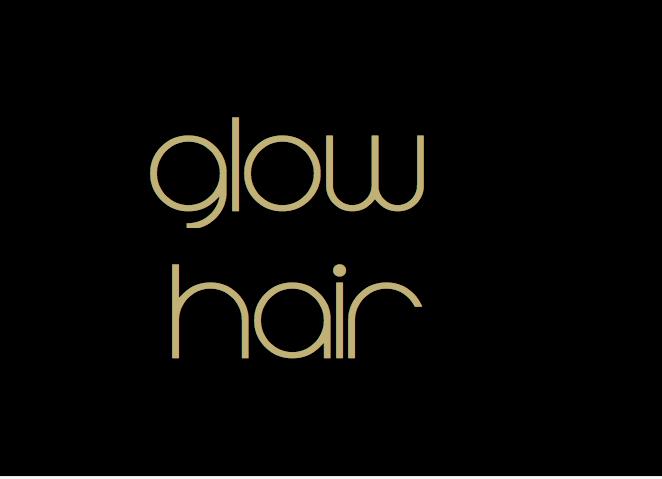 glowhair.dk logo