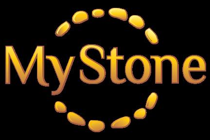 mystone.dk logo