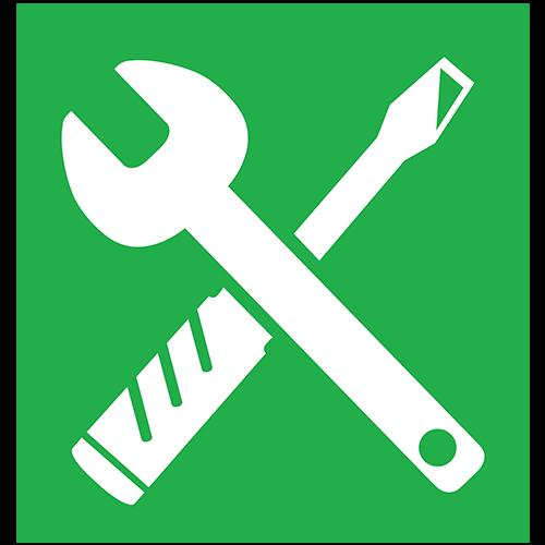 onerepair.dk logo