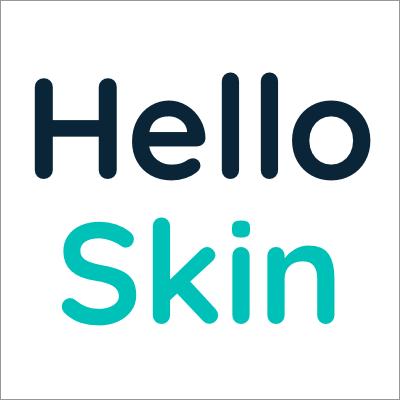 helloskin.dk logo