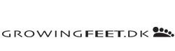 growingfeet.dk logo