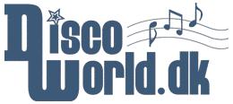 discoworld.dk logo