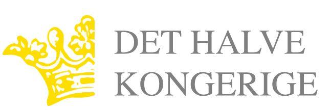 dethalvekongerige.dk logo