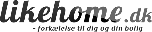 likehome.dk logo