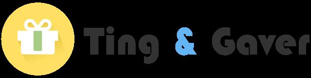 tingoggaver.dk logo