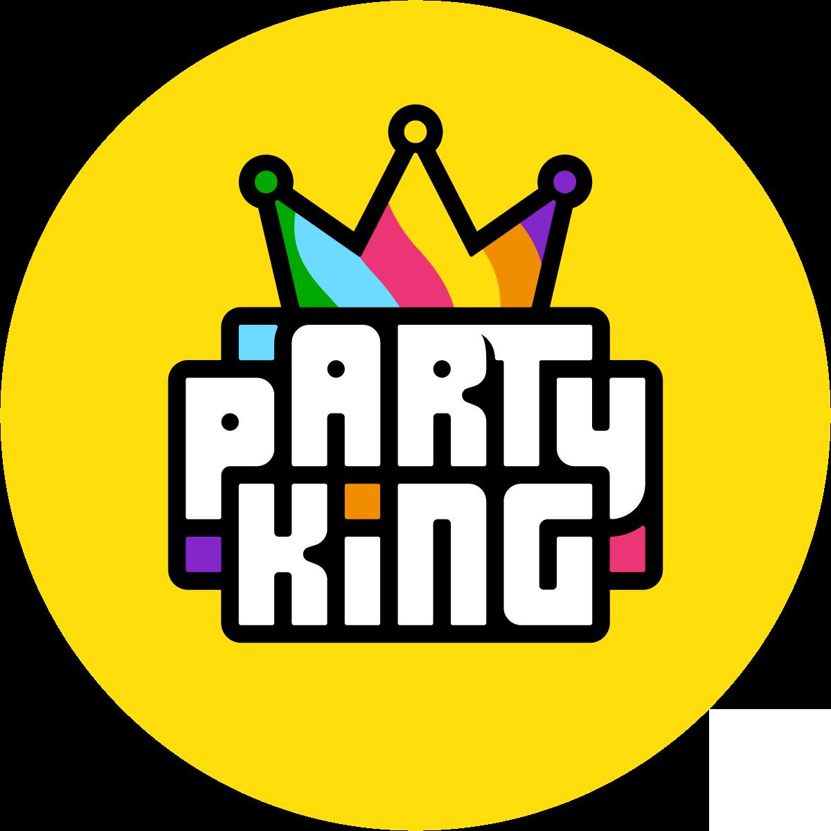 partyking.dk logo