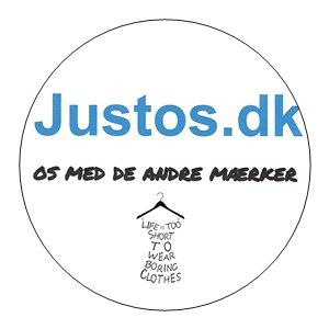 justos.dk logo