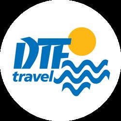 dtf-travel.dk logo