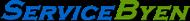 servicebyen.dk logo