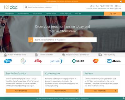 121doc.com website