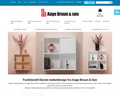 aabs.dk website