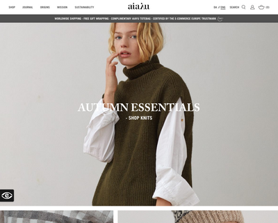 aiayu.com website