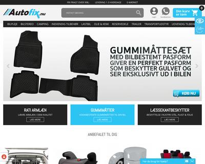 autofix.nu website