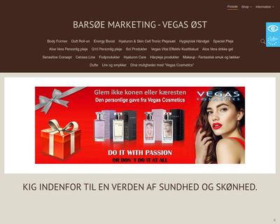 barsoe-marketing.dk website