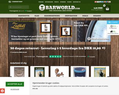 barworld.com website