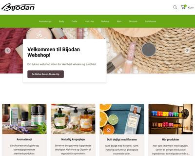 bijodan.dk website