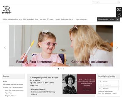 birdhouse.dk website