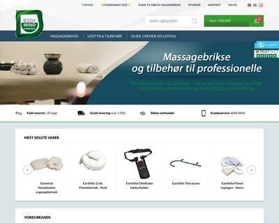 bodymindcompany.dk website