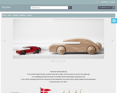 bolig-kilden.dk website