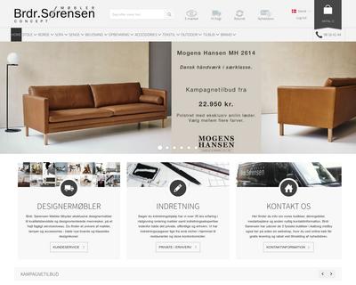 brdr-sorensen.com website
