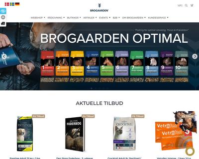 brogaarden.eu website