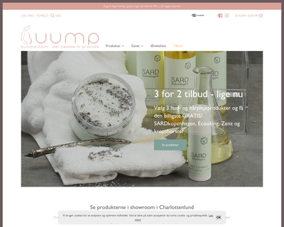 buump.com website