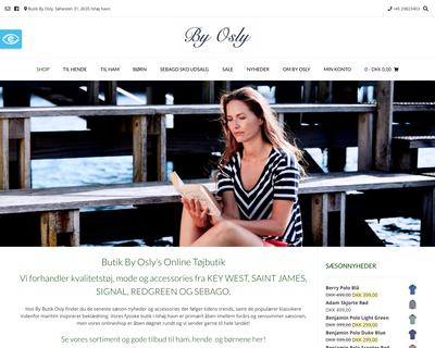 byosly.dk website