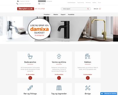 completvvs.dk website