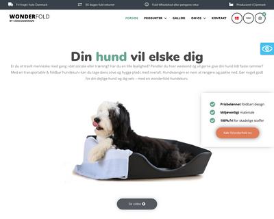coocoodesign.com website