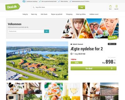 deal.dk website