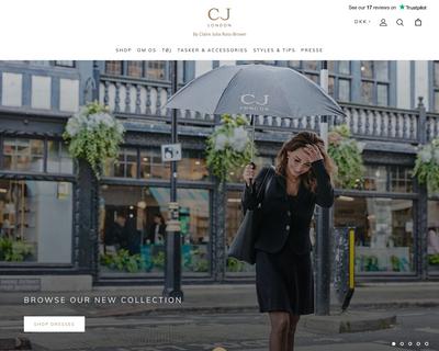 dk.cj-london.com website