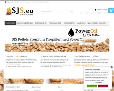 dk.sjs.eu website