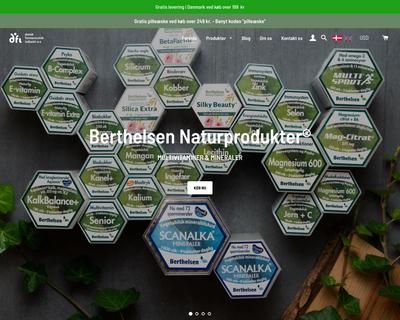 dkpharma.dk website