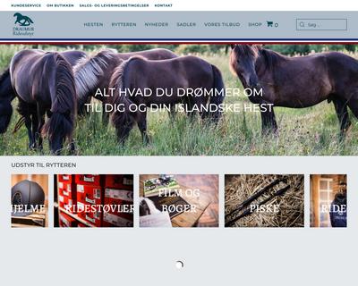 draumur.dk website