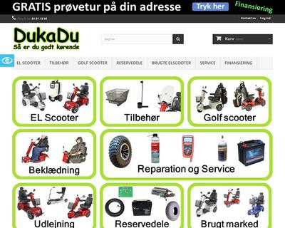 www.dukadu.dk website