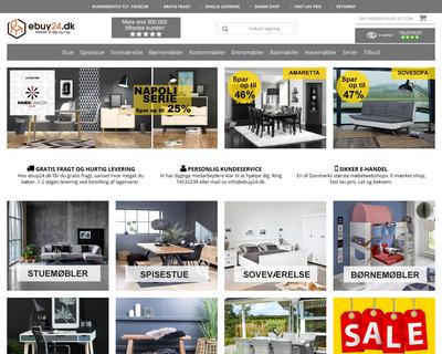ebuy24.dk website