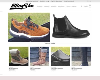 ellingsko.dk website