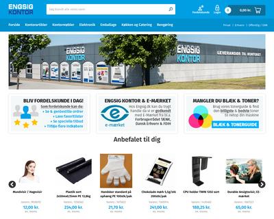 engsig.dk website